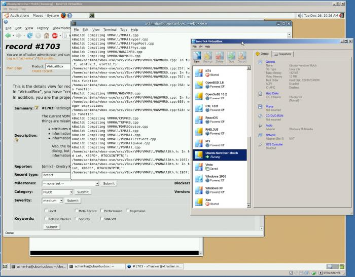 Virtualbox portable rus скачать torrent