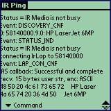 IR Ping