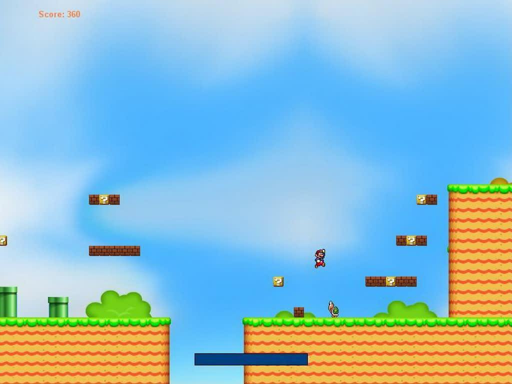 Mr Mario's Adventures