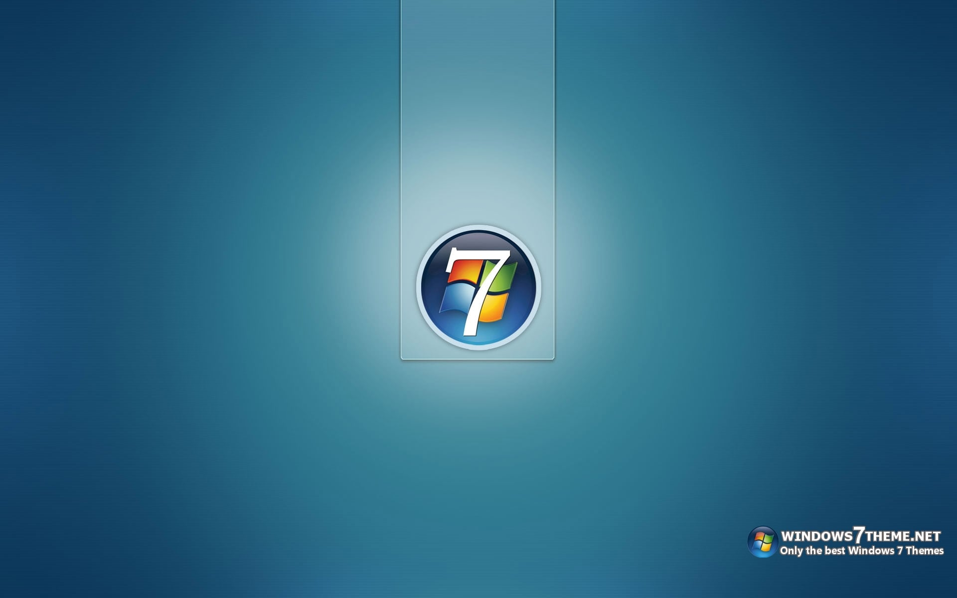 Windows 7 Blue Theme