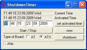 ShutdownTimer