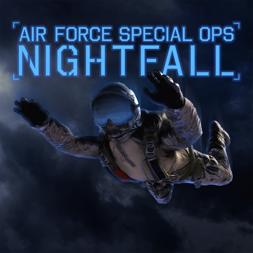 Air Force Special Ops: Nightfall PS VR PS4