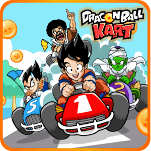 DBZ Dragon BallZ Super Kart