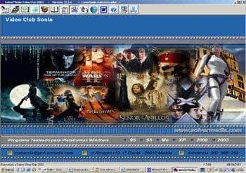 Solver Video Club 2003