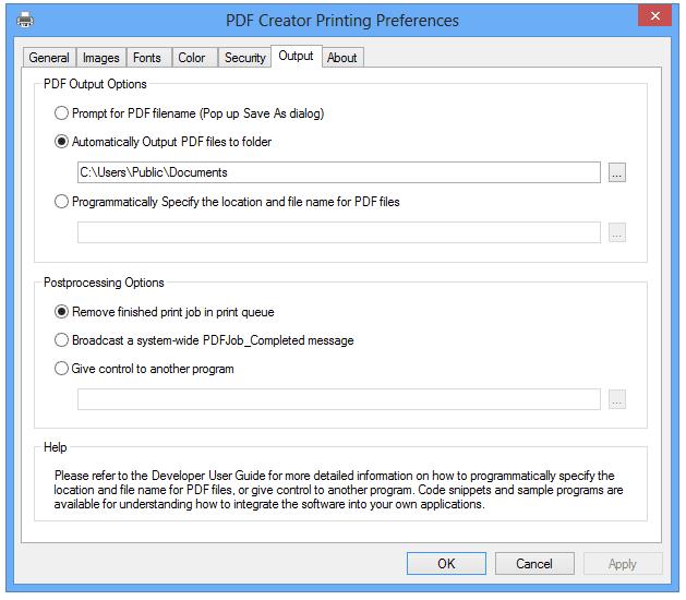 PDF Server for Windows 2016 (Windows) - Descargar