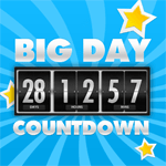 Big Days of Our Lives Countdown Timer 1.1.0.4