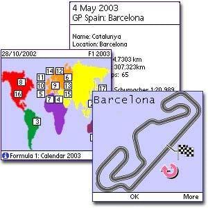 F1 Season 2003