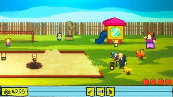 Kindergarden Simulator