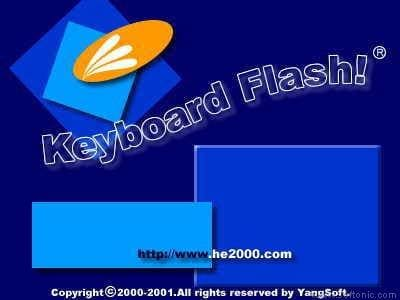 KeyBoard Flash