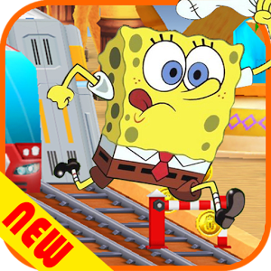 Subway Spongebob Temple Run