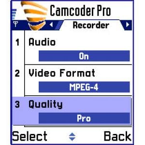 3GPP Philips Camcoder PRO