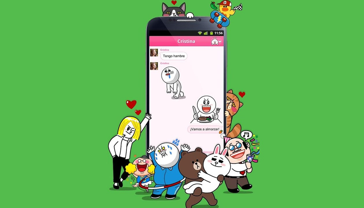 LINE: Fun WhatsApp alternative that lets you make calls and chat for free