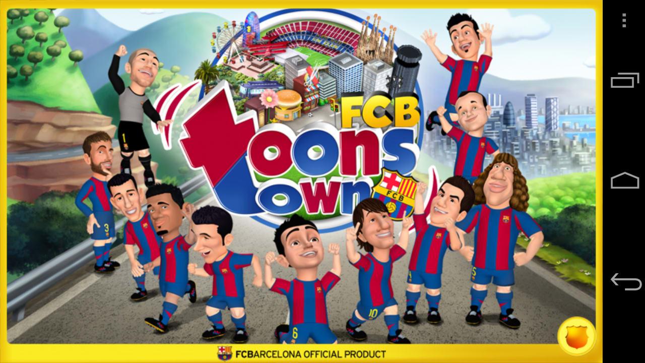 FCB ToonsTown