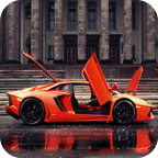 LAMBORGHINI CARS CLauncher Theme