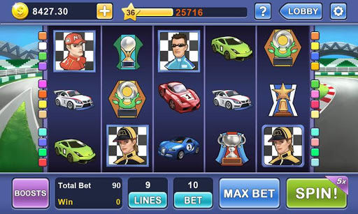 Slot Saga - Slot Machines