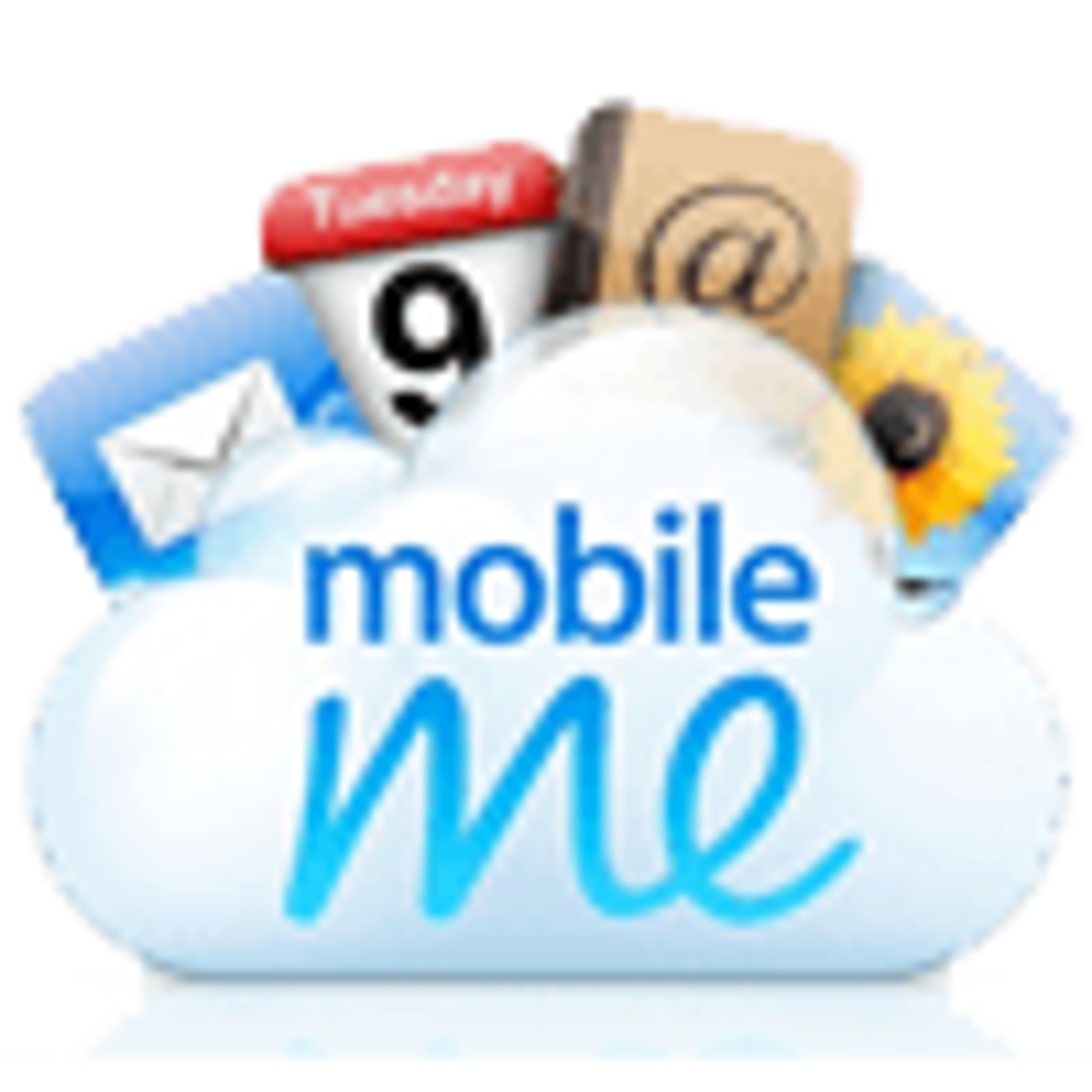 MobileMe button