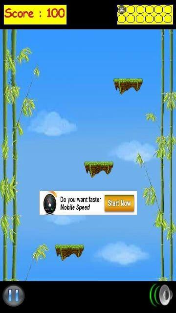 Chimp Jump