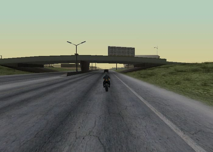 GTA San Andreas Bikes Mod