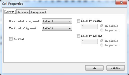 MstHtmlEditor Control for .NET 4.0