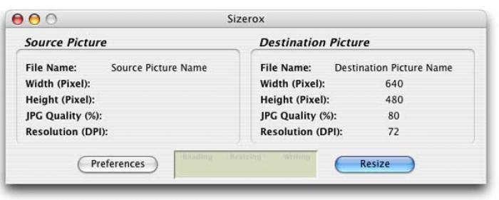 Sizerox