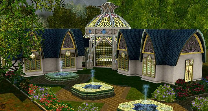 The Sims 3: Dolina smoków