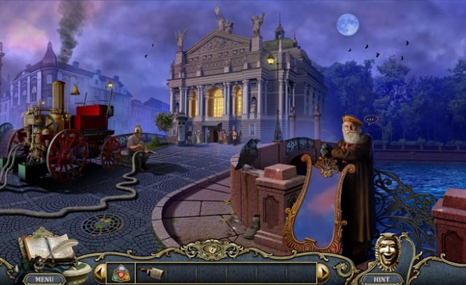 Mystery of the Opera HD pour Windows 10