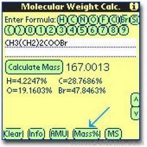 Molecular Weight Calc