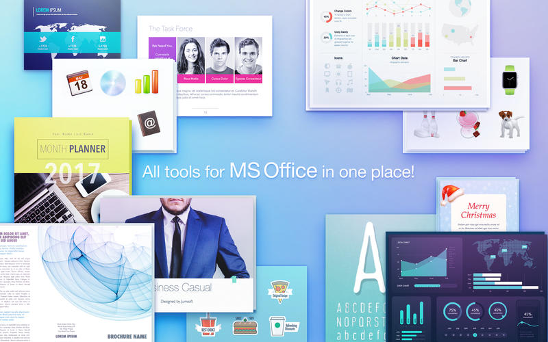 Toolbox for MS Office