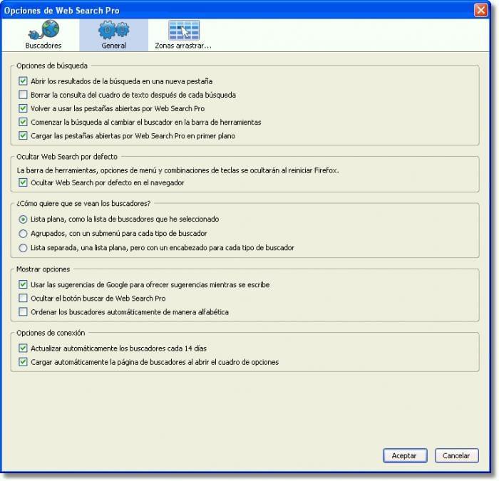 Web Search Pro