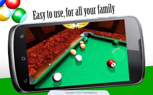 American Billiard - 8 Balls