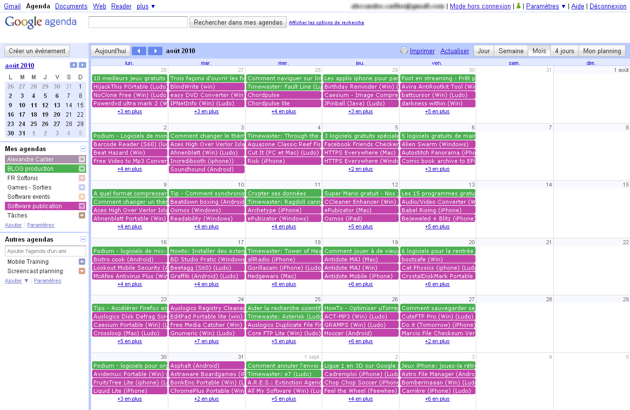 Calendar Google Mac