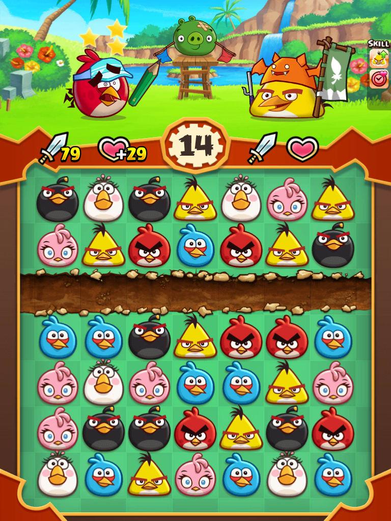 Angry Birds Fight para Android  Descargar