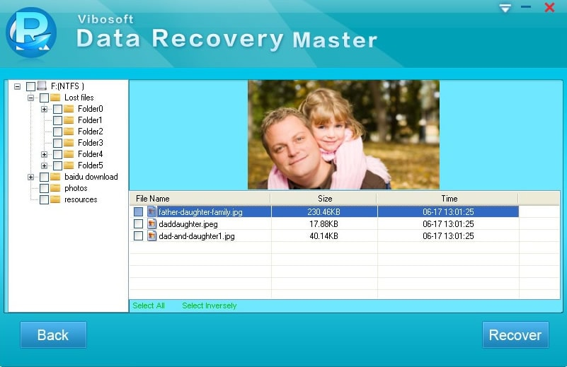 Vibosoft Data Recovery Master for Windows 7/8