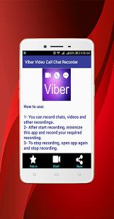 2017 Viber Video Call Recorder