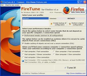 FireTune