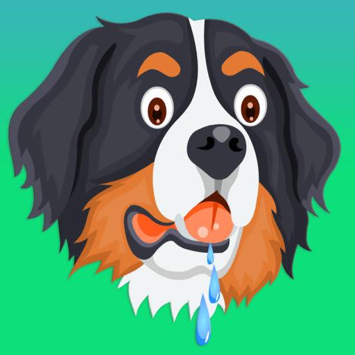 BernerMoji - Bernese Mountain Dog (Berner) Emojis
