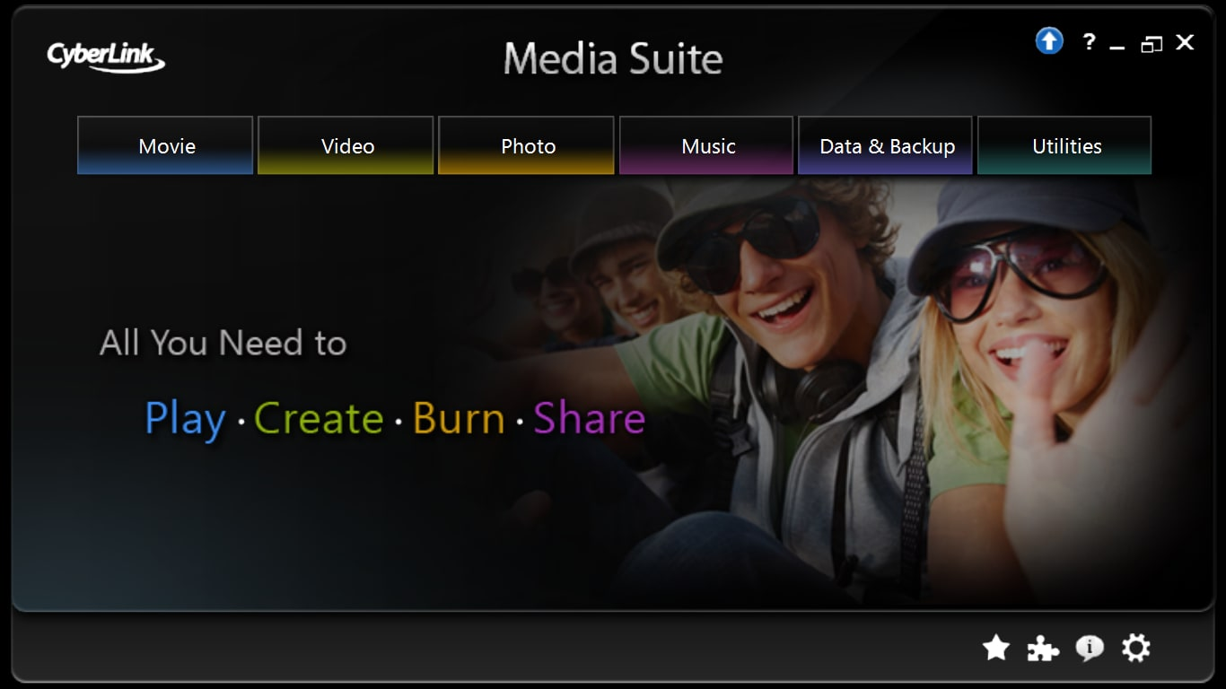 CyberLink Media Suite