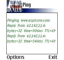 Aspicore Ping