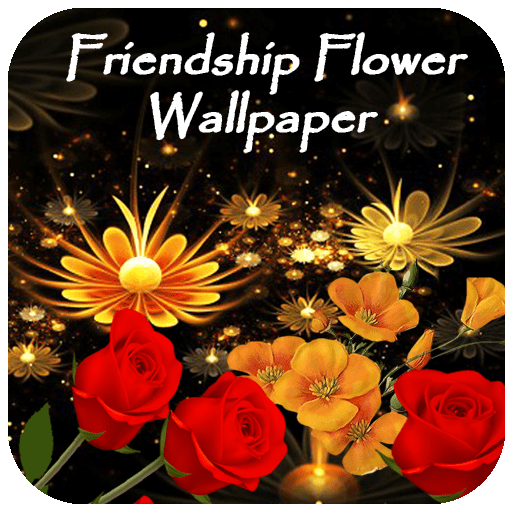 Friendship Flower Wallpaper