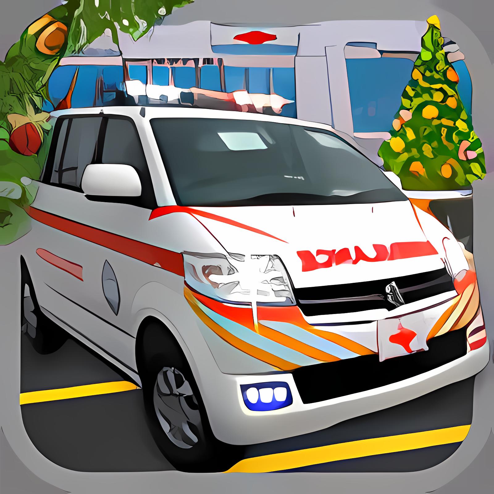 Real Ambulance Parking Mania 1.0