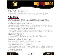 mycitymate Frankfurt