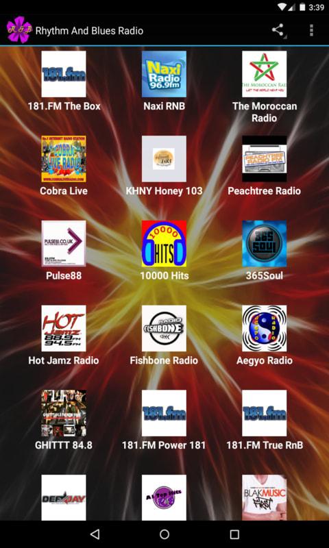 Rhythm And Blues Radio