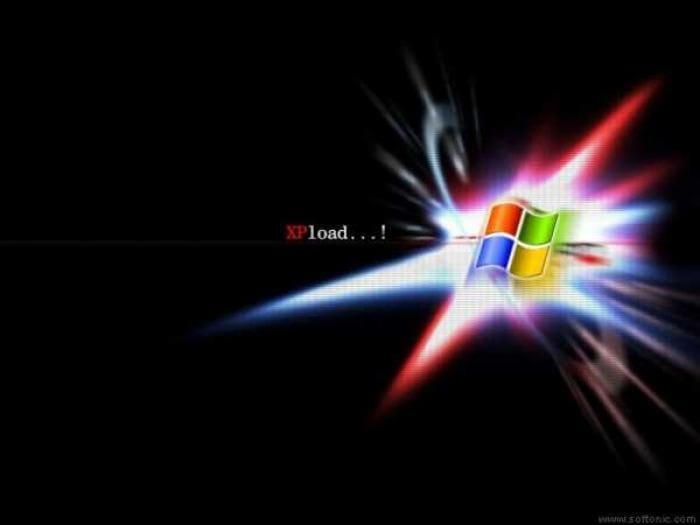 XP Load...! Wallpaper