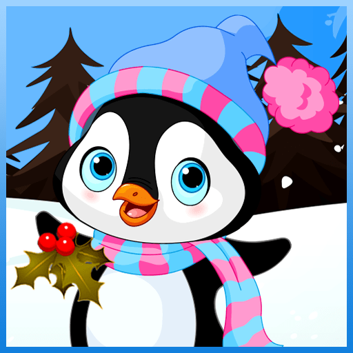 Jumpy Penguin