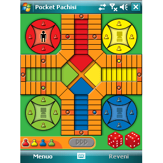 Pocket Pachisi
