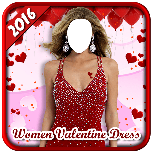 Valentine Dress for Women Suit