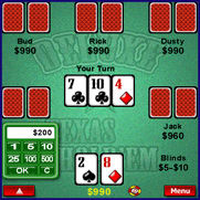 Deluxe Texas Hold'em