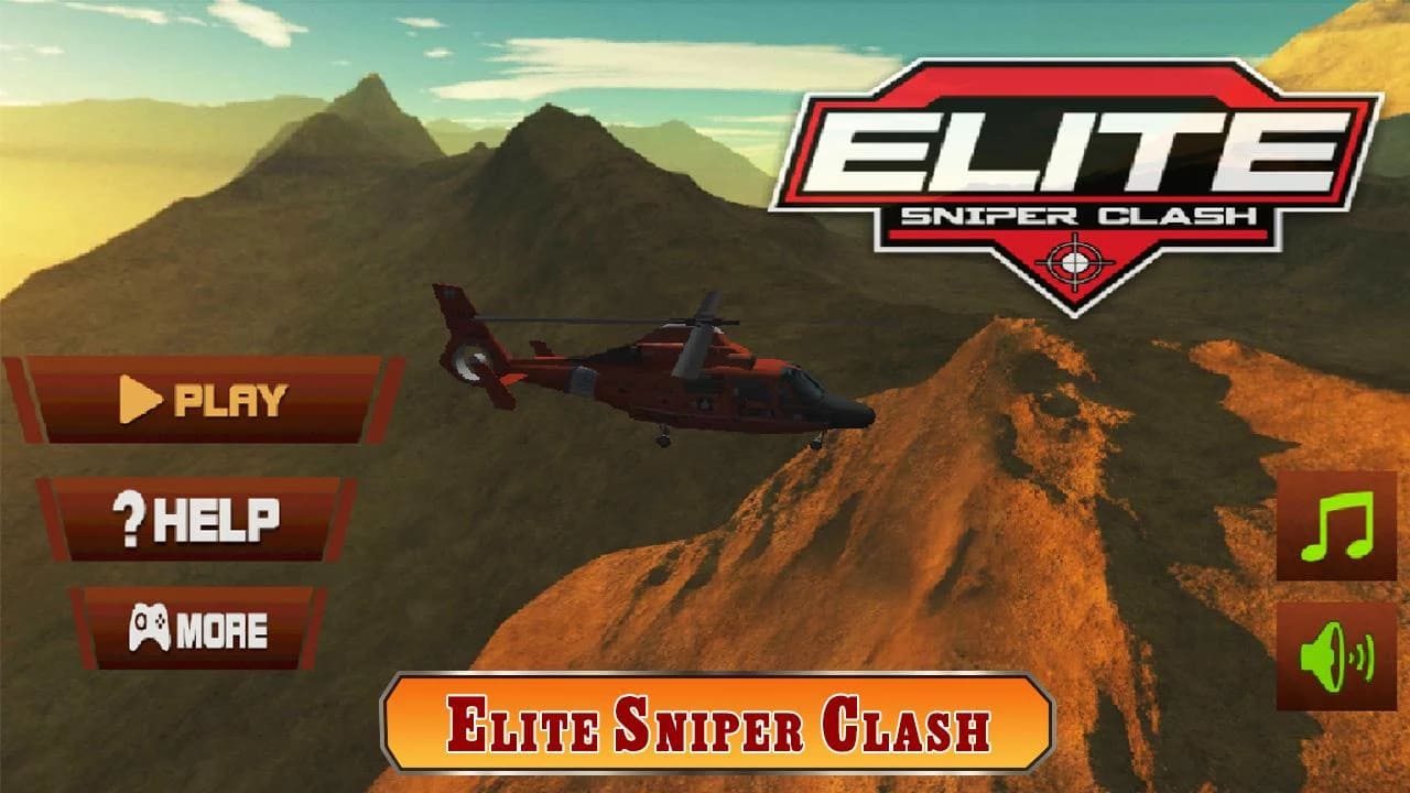 Elite Sniper Clash - Commando