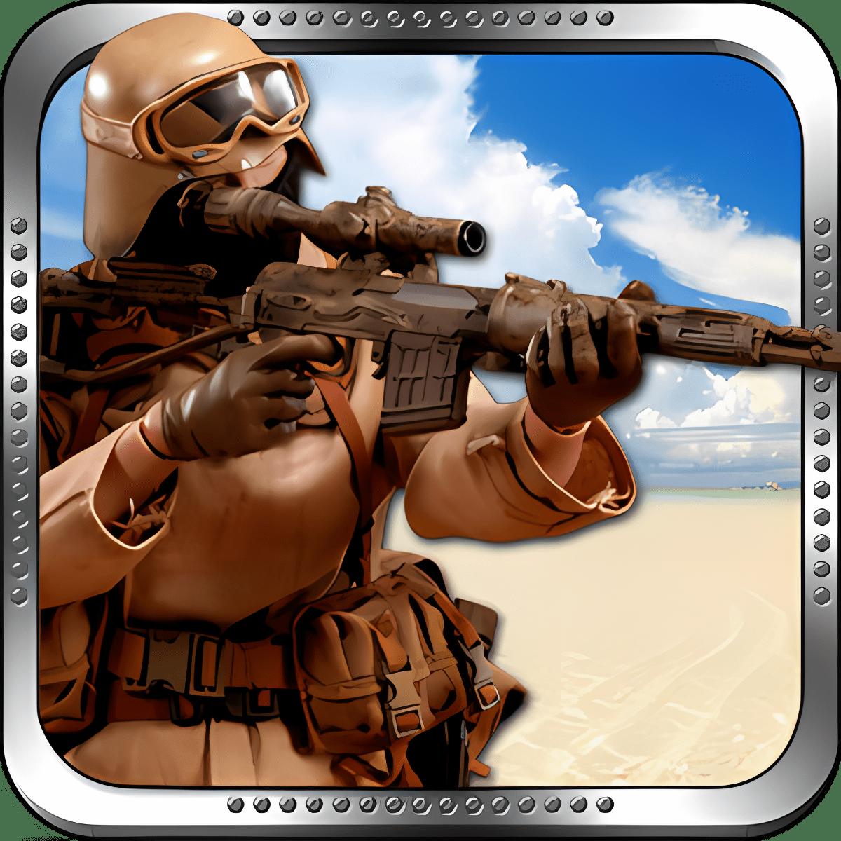 Elite Sniper Clash - Commando