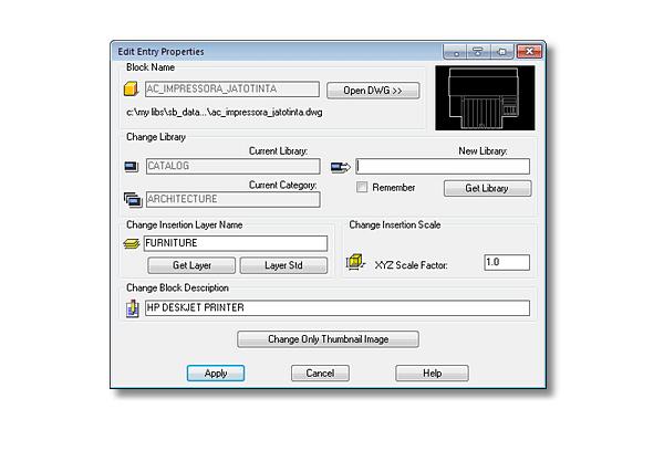 SeeBlock DWG Symbol Manager